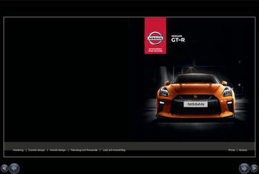 Nissan GT-R- Page 1
