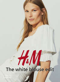The white blouse edit