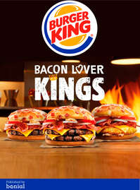 Bacon Lover Kings
