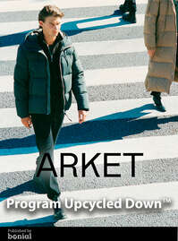 Upcycled Down