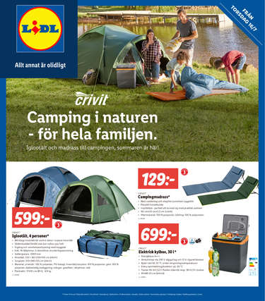 Camping i naturen- Page 1