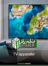 TV-Apparater