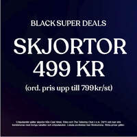 Black Super Deals!