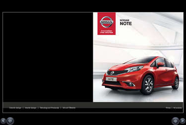 Nissan Note- Page 1