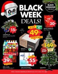 Black Week Deals!
