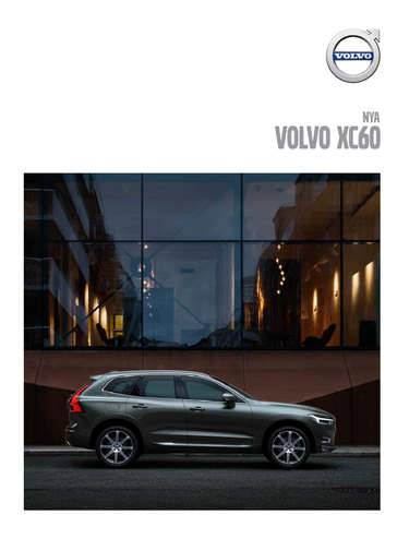 Volvo XC60- Page 1