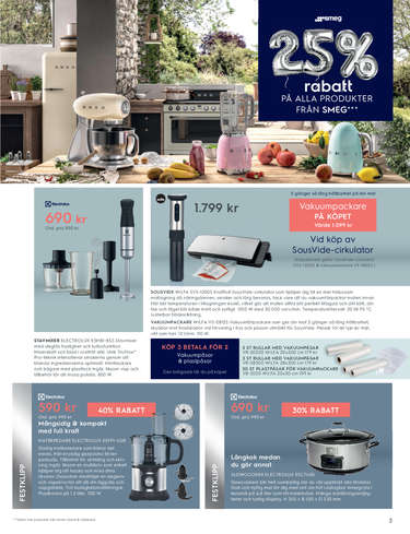Electrolux Home- Page 1
