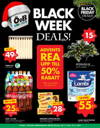Black week deals
