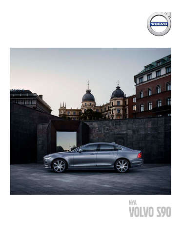 Volvo S90- Page 1